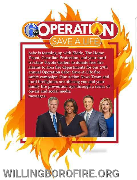 28th year of 6ABC Operation Save A Life
